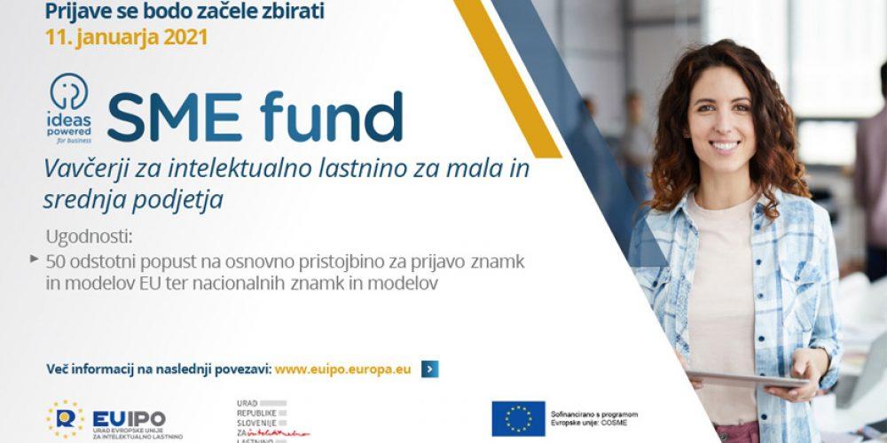 Razpis EUIPO – nepovratna sredstva za pridobitev pravic intelektualne lastnine