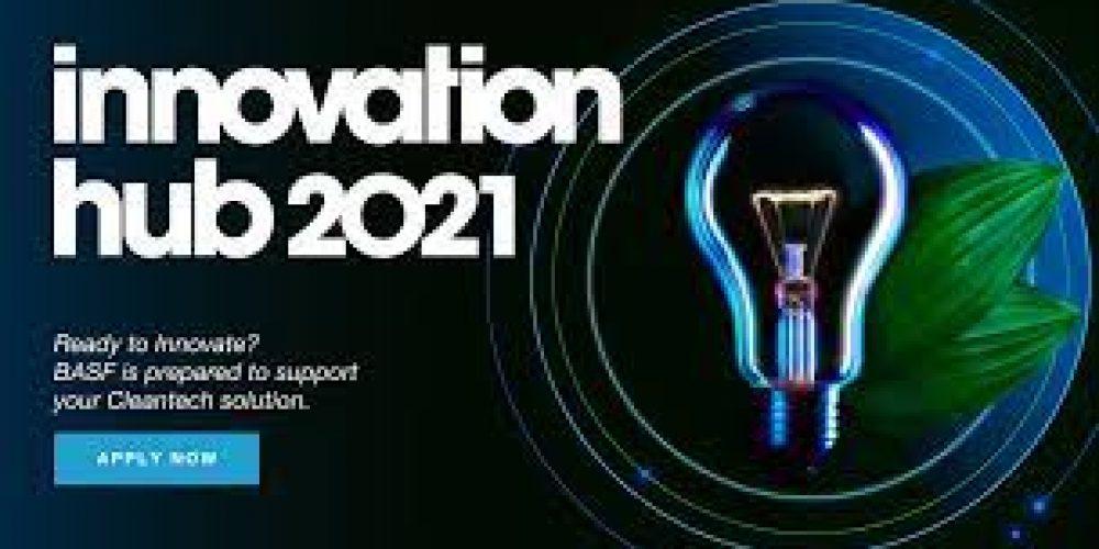 BASF Innovation Hub 2021