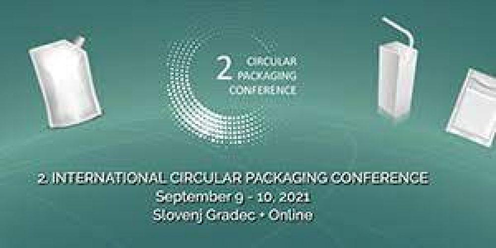 2. INTERNATIONAL CIRCULAR PACKAGING CONFERENCE